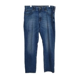 Lee Motion Stretch Regular Fit Straight Blue Jeans